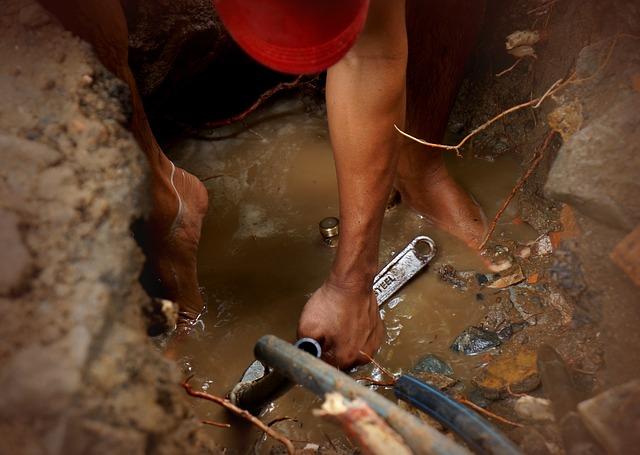 La fuite d'eau : comment la prévenir ?