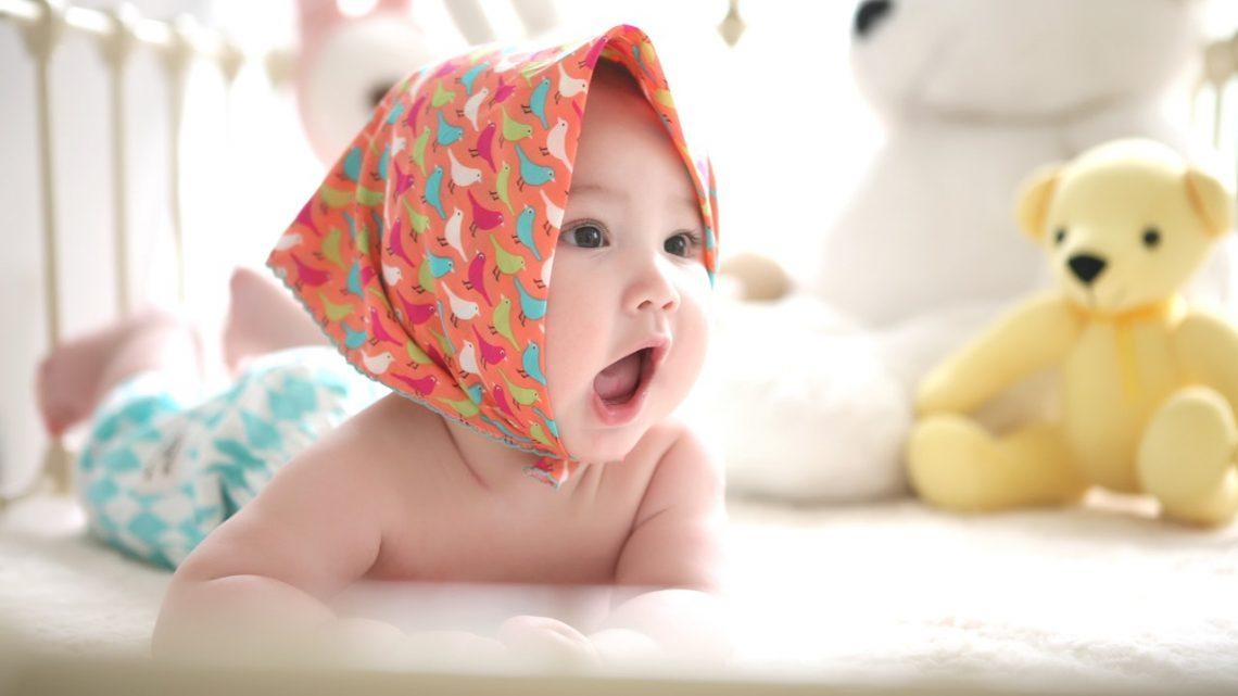 Une affiche de naissance personnalisée pour un enfant unique