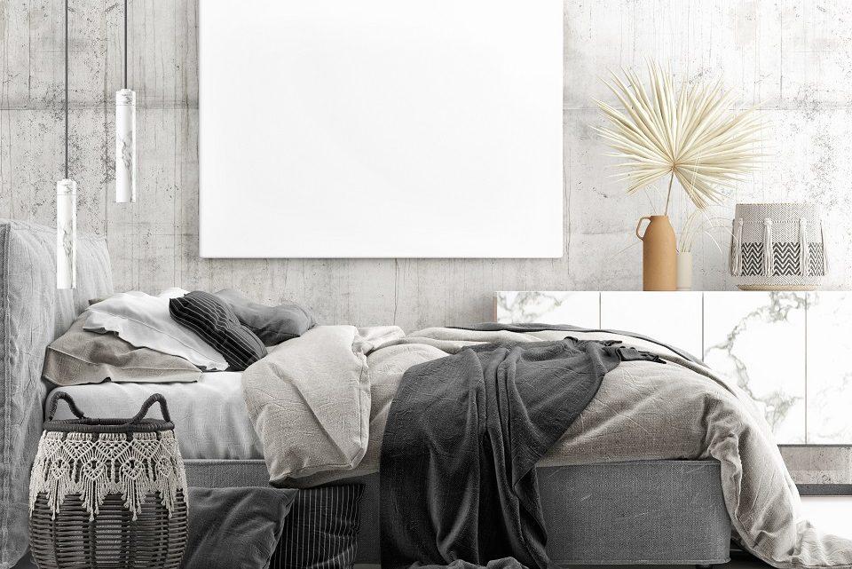 Créez une déco de vacances dans votre chambre à coucher