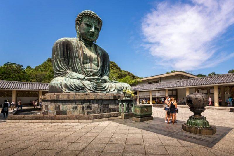 Kamakura: une des meilleures villes de villégiature du Japon