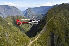 Découvrir l'île de La Réunion en hélicoptère, les incontournables